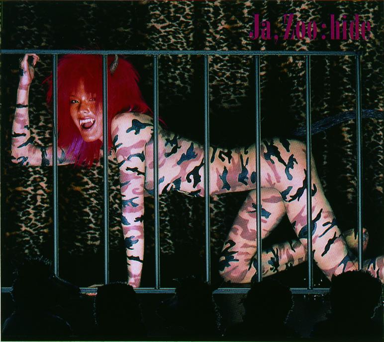 hide 3rd Album『Ja,Zoo』