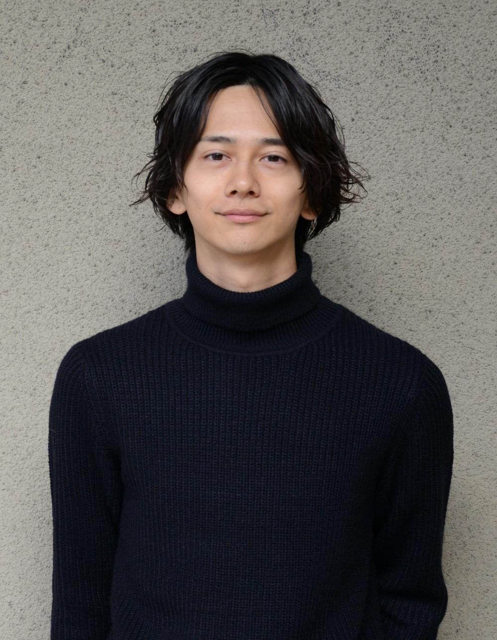 ジョージ・ラローシュ役/横井翔二郎