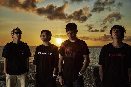 MONOEYES、全国ツアーを11月より開催決定 3rd E.P.のリリースも発表に