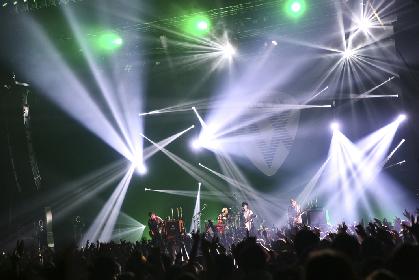 『ROCK AX Vol.3』DAY1  初対バンとなったフジファブリック×ストレイテナー2マンの公式ライブレポが到着