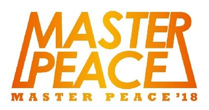 仙台サーキットイベント『MASTER PEACE'18』の第二弾出演アーティストにSTANCE PUNKS、村松拓ら10組