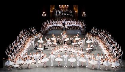 パリ・オペラ座バレエ団、3年ぶりに来日 2020年日本公演で『ジゼル』『オネーギン』を上演