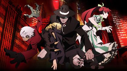 『劇場版 BEM~BECOME HUMAN~』公開直前、TVアニメ版を2分で振り返るPVが解禁
