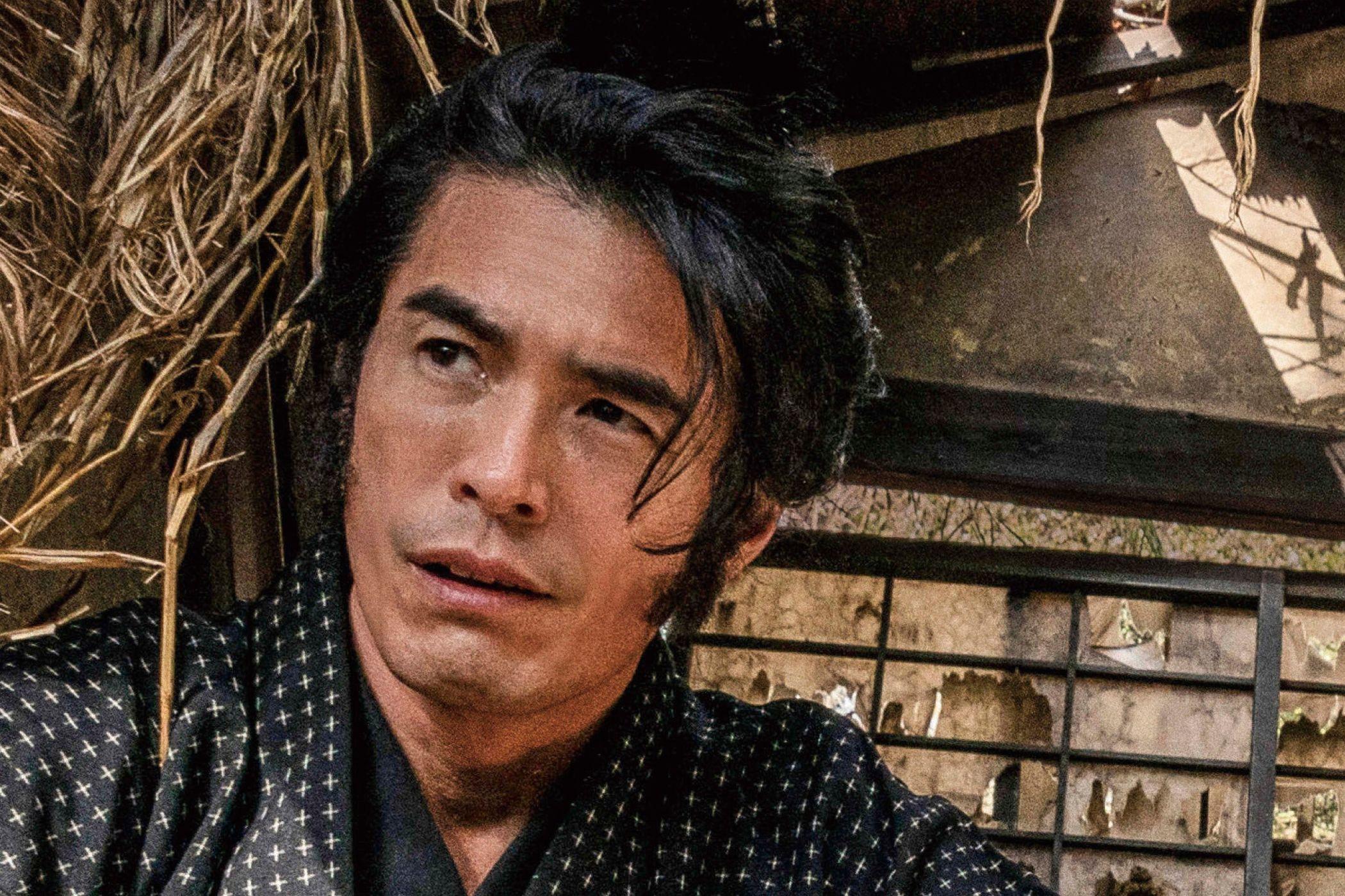 伊藤英明 (C)2020 「燃えよ剣」製作委員会