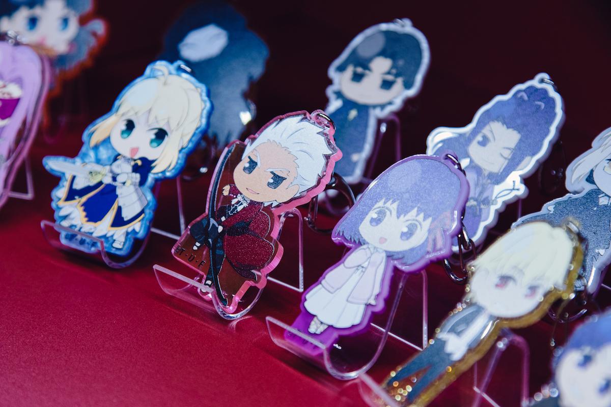 『劇場版「Fate/stay night [Heaven's Feel]」× PARCO コラボレーションストア』