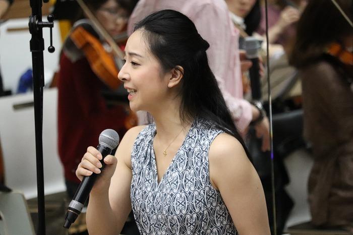 小林沙羅(ソプラノ)