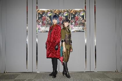 乃木坂46の伊藤純奈、けやき坂46の松田好花が出演する舞台『七色いんこ』が開幕! 舞台写真とコメントが到着