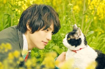 映画『旅猫リポート』猫・ナナのオフショット7(にゃにゃ)枚解禁!