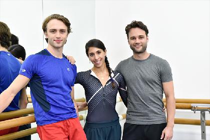 ロイヤル・バレエ団『ロミオとジュリエット』公開を間近に控え、マシュー・ボールらプリンシパル3人による特別インタビュー映像が到着
