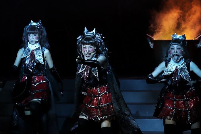 メタマク名物の三魔女、今回はさらにパワフルです!