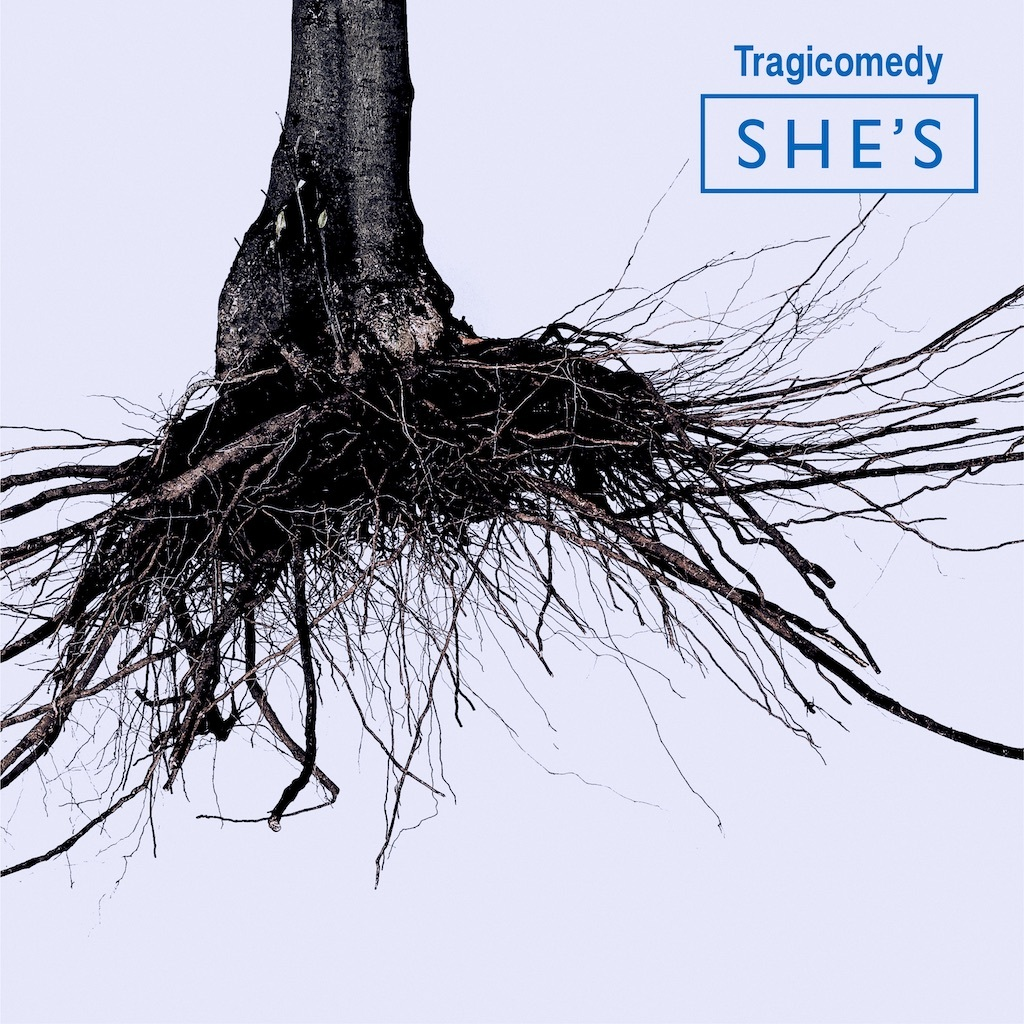『Tragicomedy』通常盤ジャケット