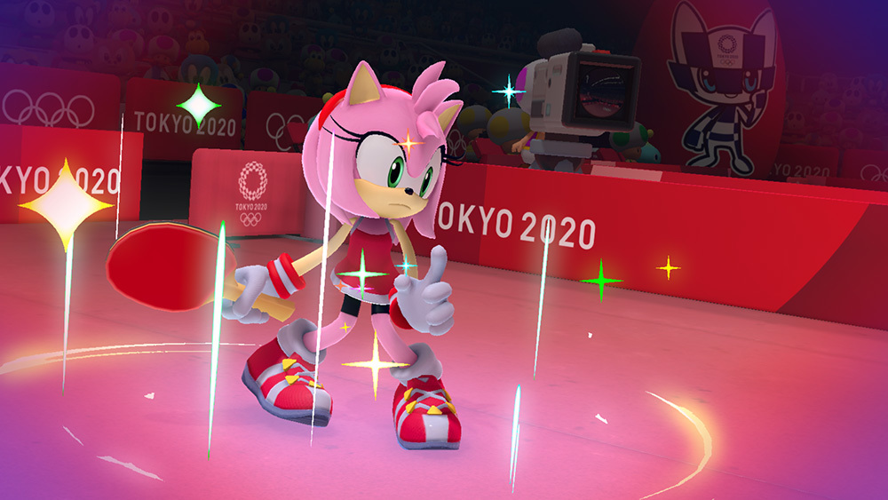 オリンピック ソニック at 東京 2020