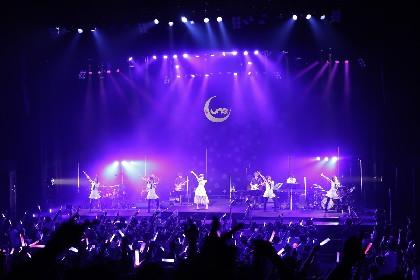 春奈るな 3rdアルバム『LUNARIUM』のワンマンライブレポート到着 ニューシングル「KIRAMEKI☆ライフライン」ライブ初披露にファン歓喜