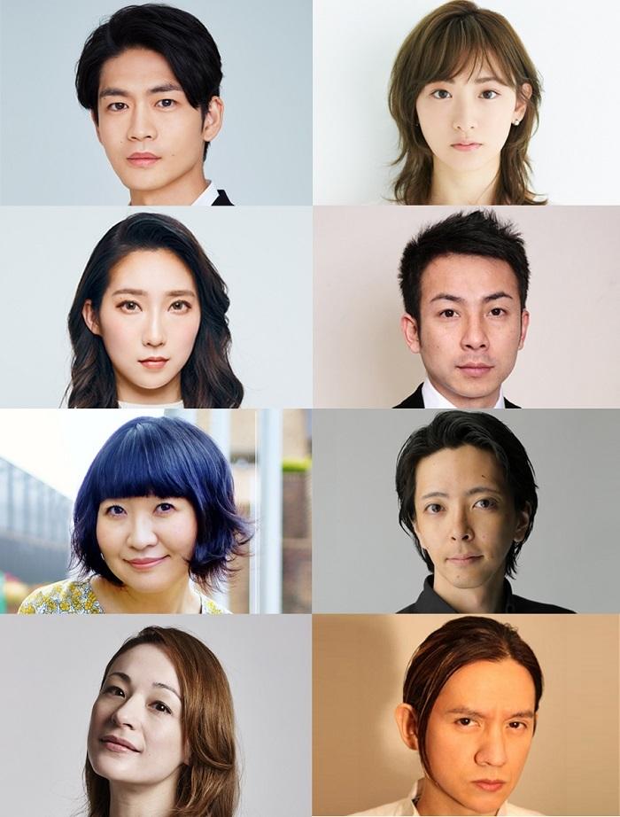 KERA CROSS第三弾『カメレオンズ・リップ』出演者