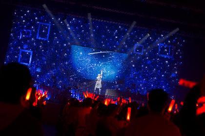 天月-あまつき-、2万人を動員した全国ホールツアーが初のアリーナ公演で終幕 ニューシングル発売の発表も
