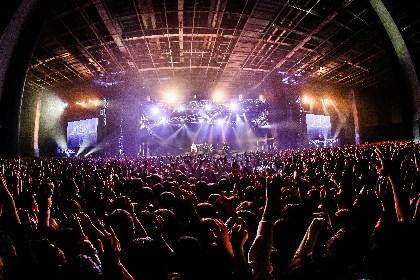 GLAY、フォーリミ、オーラルらが集結『FM802 ROCK FESTIVAL RADIO CRAZY 2019』2日目の模様をFM802 DJ 浅井博章&板東さえかが終演直後に語り合う
