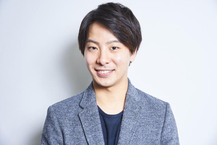 中村鶴松 (撮影:山本れお)