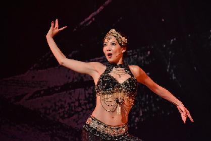 柚希礼音が女スパイを熱演、ミュージカル『マタ・ハリ』東京公演が開幕へ