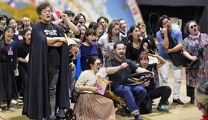 出演者たちもハイテンション! 爆笑必至の愉快なオペレッタ、東京二期会『天国と地獄』