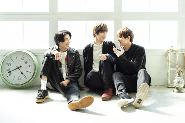 左から 高橋駿一、本田礼生、加藤良輔