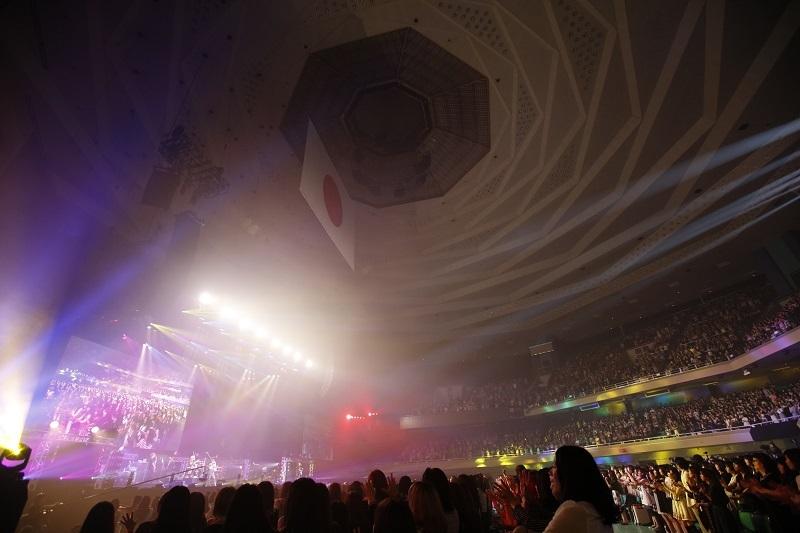 BugLug『5+君=∞』2017年5月7日 日本武道館 撮影=宮脇 進(PROGRESS-M)