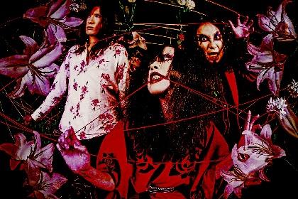 首振りDolls 10/12大阪FANDANGOワンマンライブを控えてSPICE独占トーク動画到着