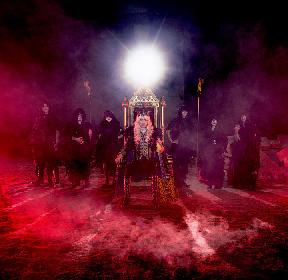 聖飢魔Ⅱの創始者、地獄の大魔王・ダミアン浜田陛下が新バンドを率いて10万59歳世界最高齢でメジャーデビュー