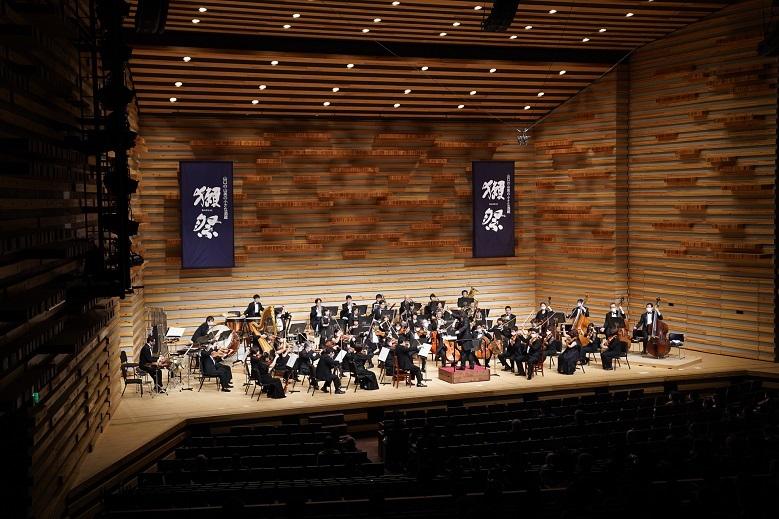 「獺祭」の桜井会長が、日本センチュリー交響楽団の理事長に就任。  (c)Masaharu Eguchi