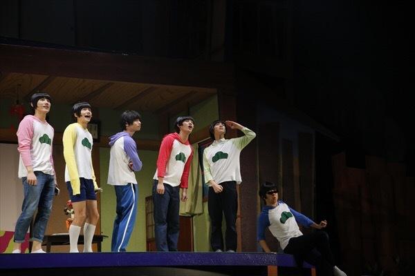 (c)赤塚不二夫/「おそ松さん」on STAGE製作委員会2018