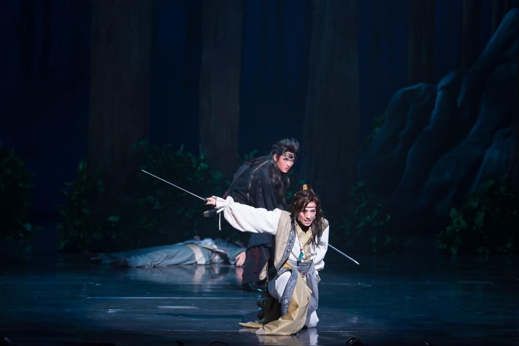 『邪馬台国の風』 (C)宝塚歌劇団