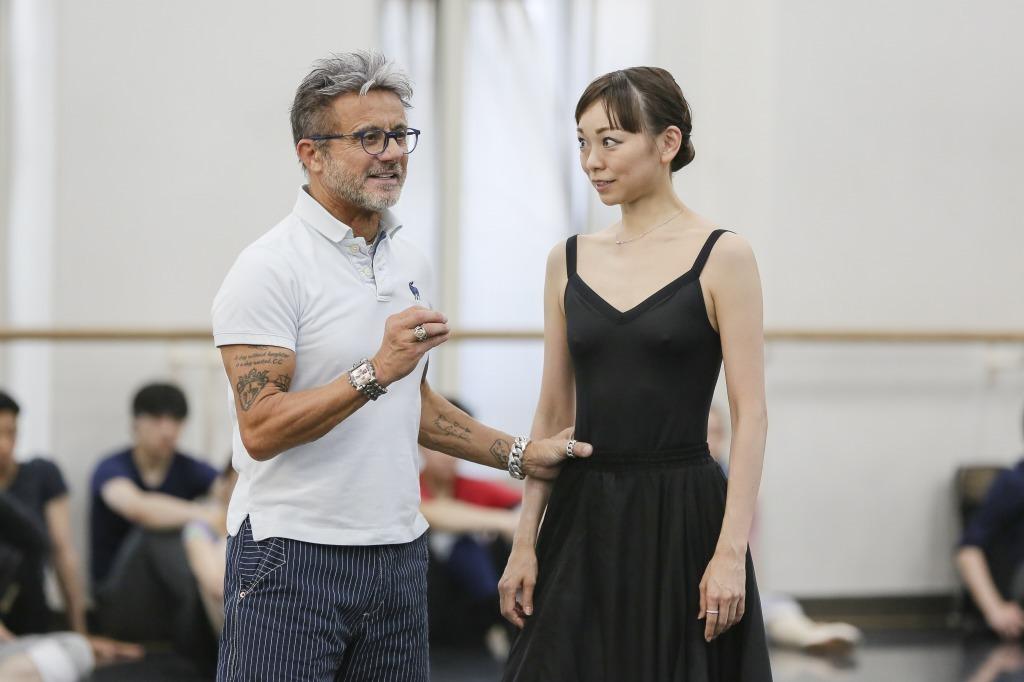 公開リハーサルの様子 (C)Kiyonori Hasegawa