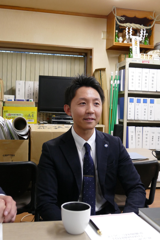 副総括・佐藤大輔氏