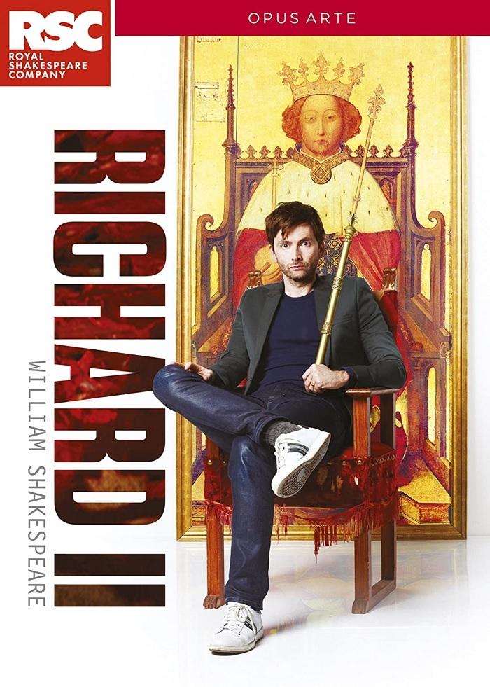 Shakespeare: Richard II [David Tennant] [RSC] [DVD] [2014] [NTSC] by David Tennant