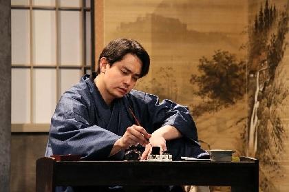 劇団EXILE・青柳翔が若き日の太宰治を演じる こまつ座『人間合格』がテレビ初放送
