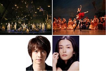 新国立劇場、10月主催公演の実施を発表 オペラ『夏の夜の夢』、バレエ『ドン・キホーテ』、 演劇『リチャード二世』、演劇『シェイクスピア歴史劇シリーズ映像上映』