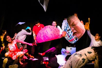 劇団「地蔵中毒」9月上演の新作『ずんだ or not ずんだ』で「SPICE優良舞台観劇会」を初実施