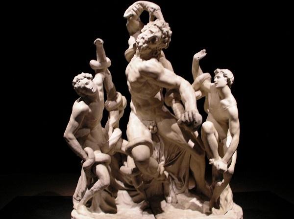 《ラオコーン》ヴィンチェンツォ・デ・ロッシ 1584年頃 ローマ、個人蔵、ガッレリア・デル・ラオコーン寄託