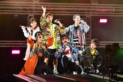 『a-nation 2018』AAA、DA PUMP、V.I(from BIGBANG)、三浦大知らが5万人を熱狂の渦に!  3年ぶり大阪公演初日オフィシャルレポート