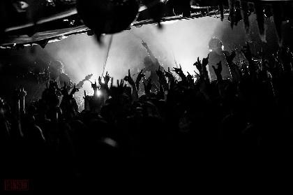 TAKE NO BREAK バンドの成長を感じた初ワンマンツアー「ただの呑み友達がようやくバンドになってきた」