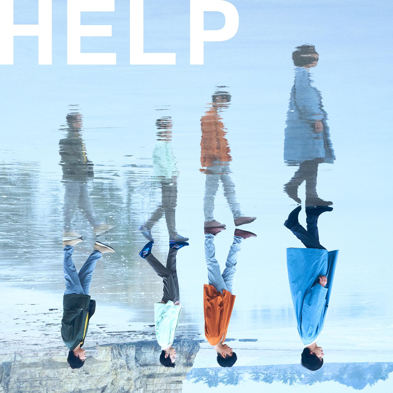 「HELP」通常盤