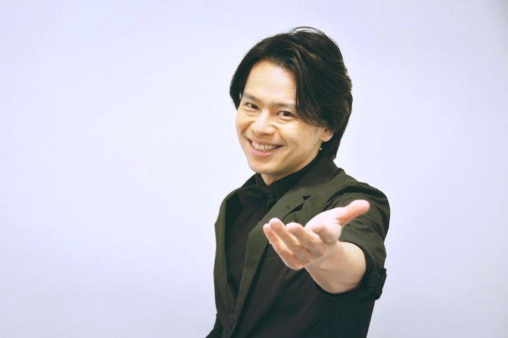 中川晃教。 [撮影]吉永美和子