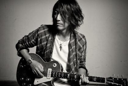 TAKURO(GLAY)が3度目となるソロライブツアー開催を発表 ソロアルバム第2弾の制作も決定