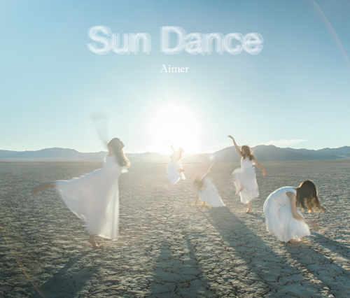 Aimer 5th album「Sun Dance」ジャケット