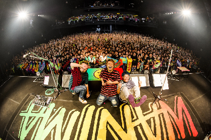 『ROCK AX Vol.3』DAY2  オーディエンスを熱狂の渦に叩き込んだWANIMAワンマンライブの公式ライブレポが到着