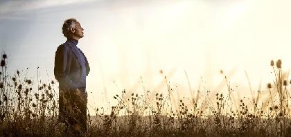 アンドレア・ボチェッリ、ニュー・アルバムからアリソン・クラウスとのデュエットによる「アメイジング・グレイス」MV公開&アルバム配信がスタート