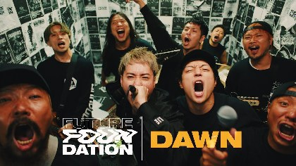 FUTURE FOUNDATION(Crystal Lake、SHADOWS、NOISEMAKER) 「DAWN」MVをiTunesでDL販売&一度限りのYouTubeプレミア公開も