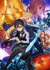 『ソードアート・オンライン』シリーズから『アリシゼーション』『オルタナティブ ガンゲイル・オンライン』2作のTVアニメ化が決定