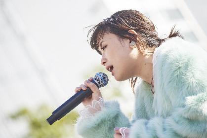 大原櫻子デビュー5周年記念ベスト発売記念イベントが3/9(サクの日)よりスタートし 感謝のハイタッチ会と5名限定サイン会も実施