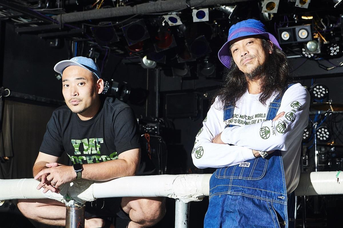NAIKA MC / G-FREAK FACTORY・茂木洋晃 撮影=大橋祐希