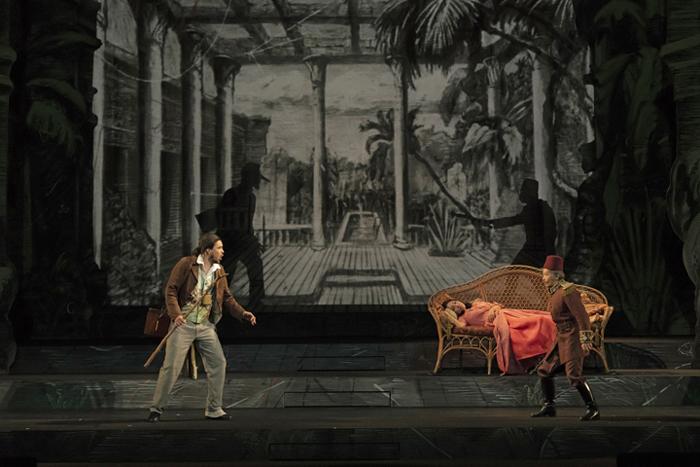 新国立劇場オペラ『魔笛』(撮影:寺司正彦 提供:新国立劇場)